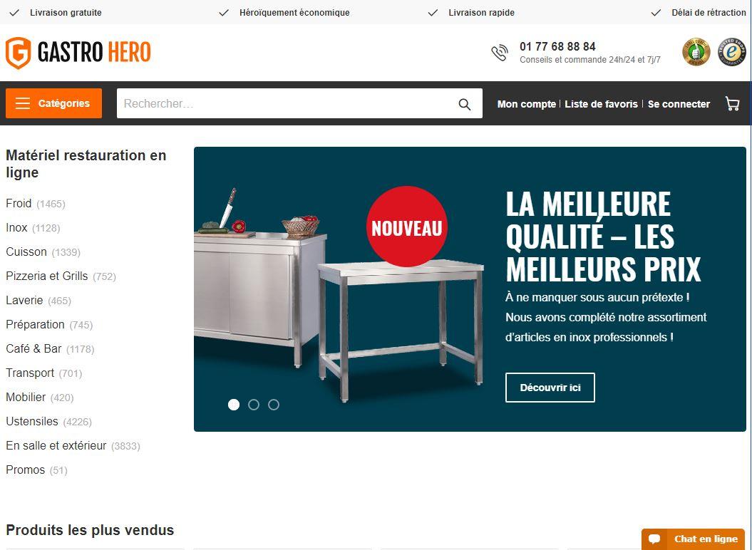 Gastro-hero.fr