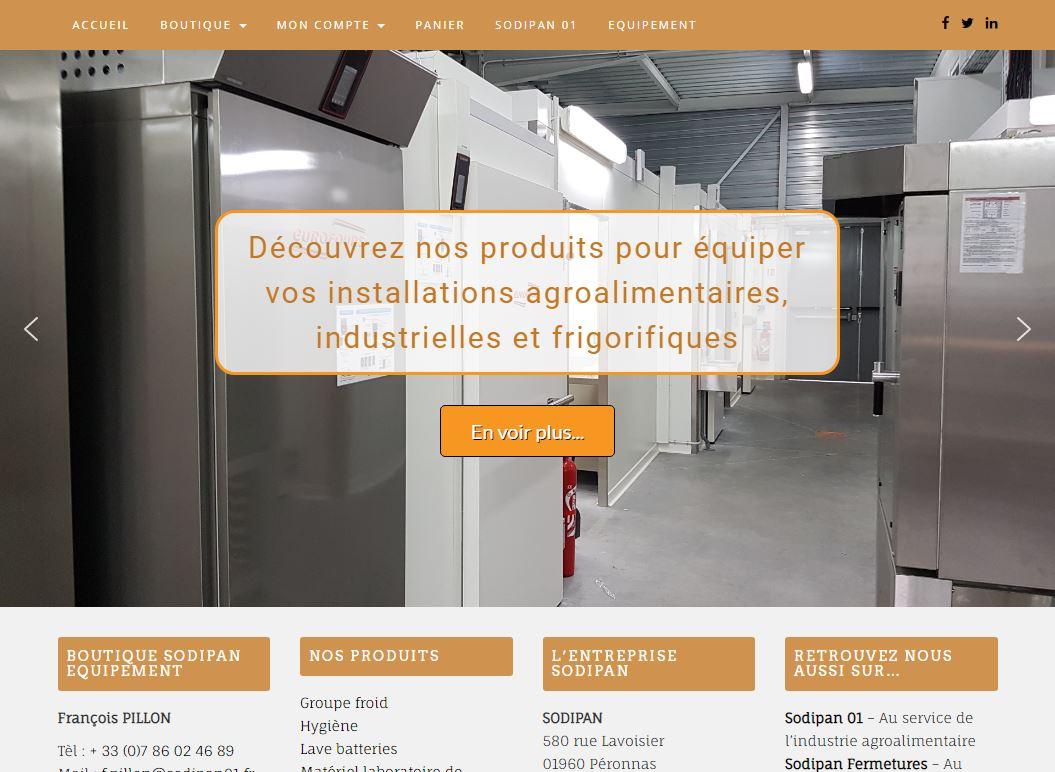 Sodipan-equipement.fr